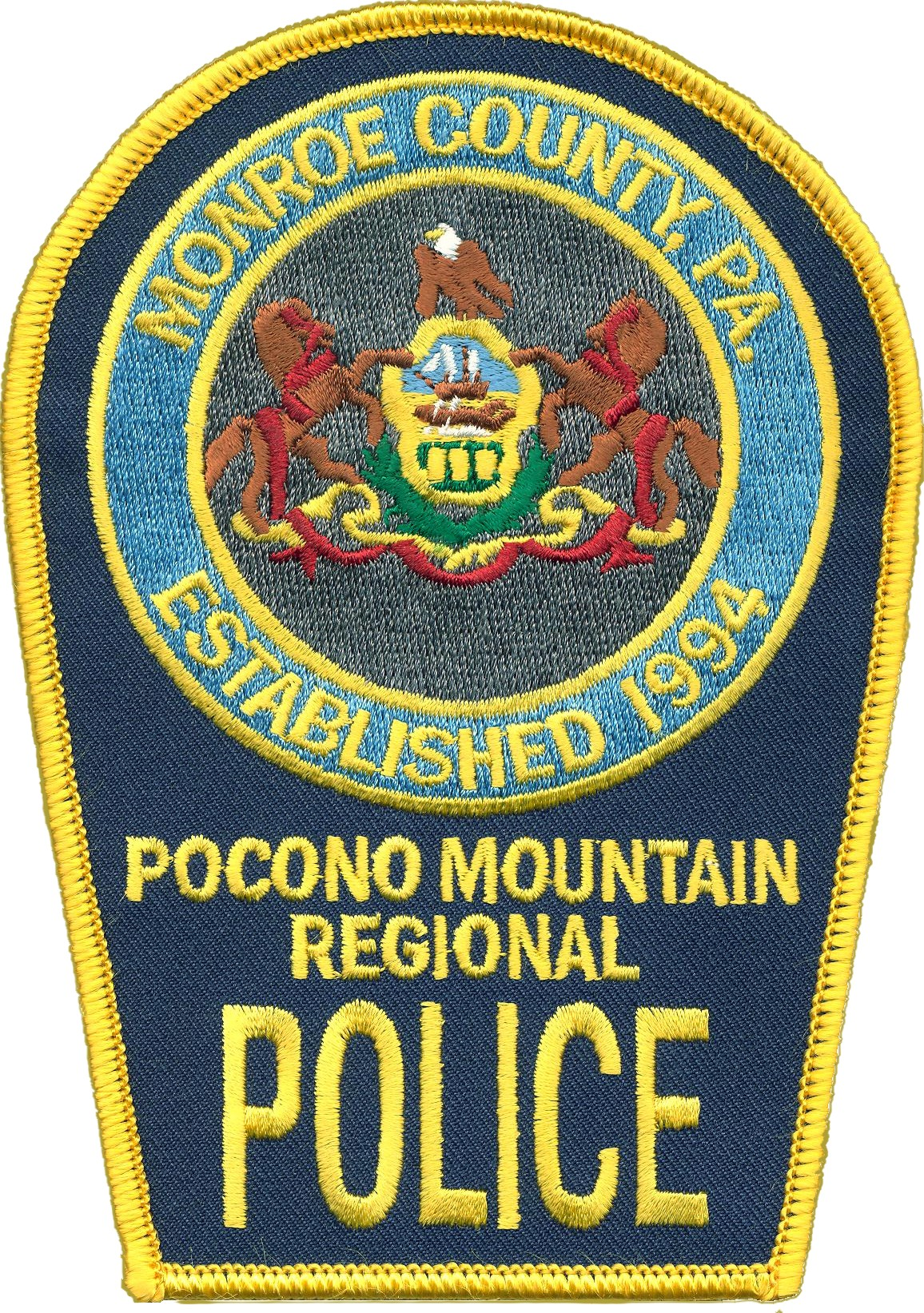 pocono mountain regional pd