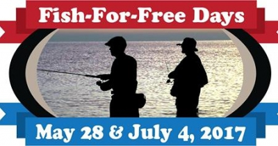 Fish For Free Day in PA (2017)