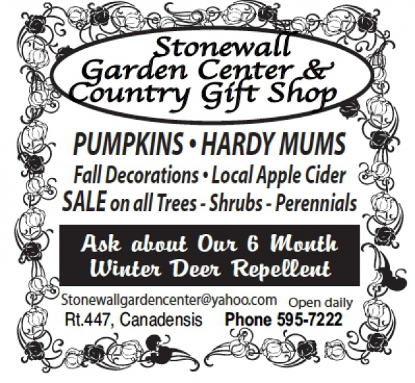 Stonewall Garden Center