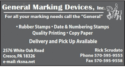 General Marking Devices, Inc.