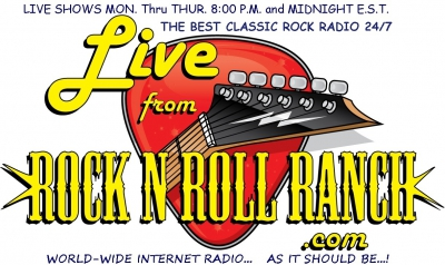 Live Internet Radio: Rock and Roll Ranch