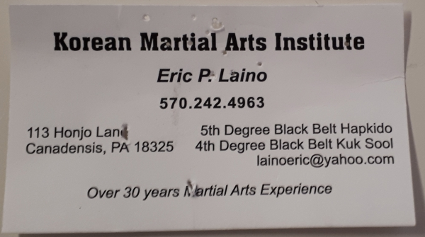 Korean Martial Arts Institute