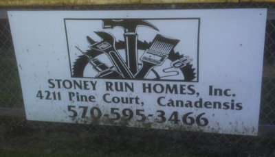 Stoney Run Homes, Inc.
