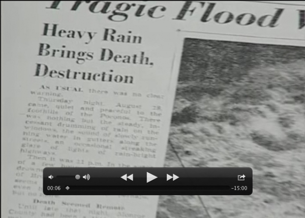 Video: Flood of 1955