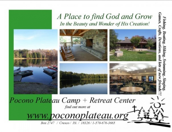 Pocono Plateau Camp & Retreat Center