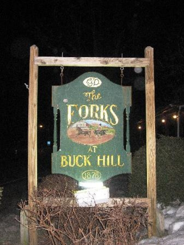 Forks at Buck Hill