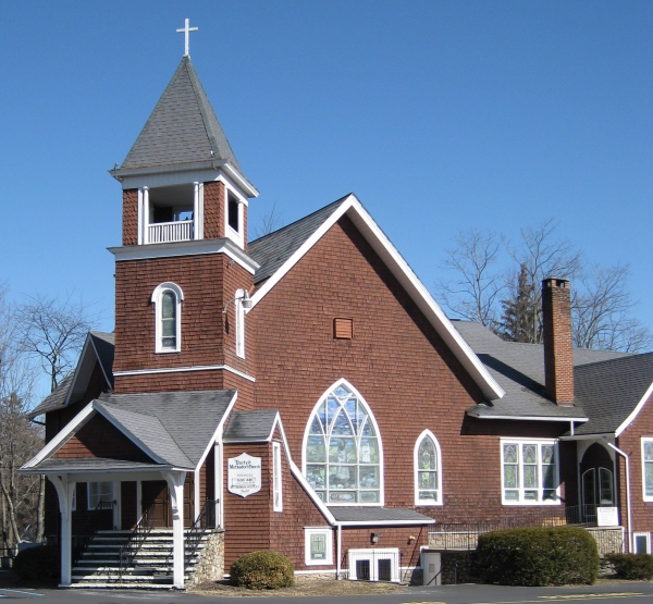 Mountainhome United Methodist Church