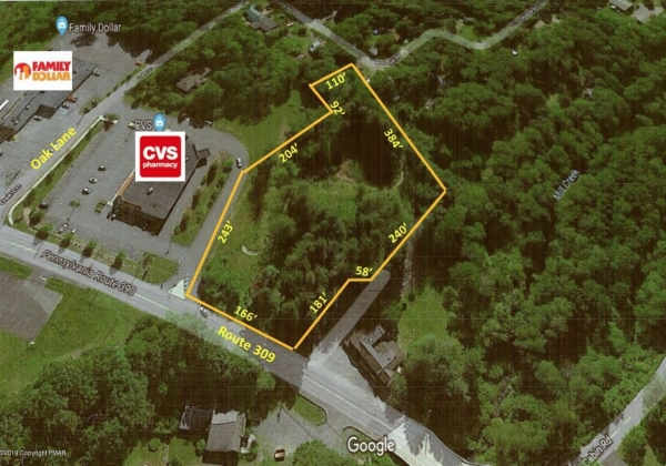 For Sale: 1 Acre Property Next to CVS