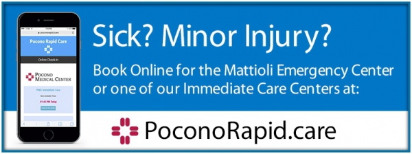 Pocono Medical Center: Immediate Care
