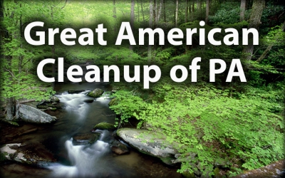 2017 Great American Cleanup of Pennsylvania