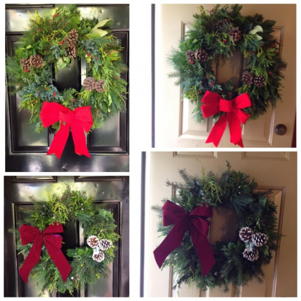 Canadensis Moravian Wreath & Swag Fundrasier